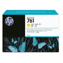 HP - Hp 761-CM992A Sarı Orjinal Kartuş