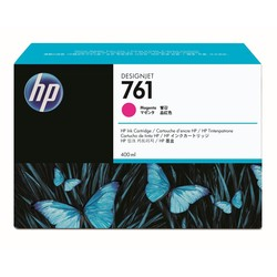 HP - Hp 761-CM993A Kırmızı Orjinal Kartuş