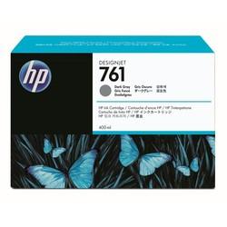 HP - Hp 761-CM996A Koyu Gri Orjinal Kartuş