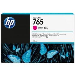 HP - Hp 765-F9J51A Kırmızı Orjinal Kartuş