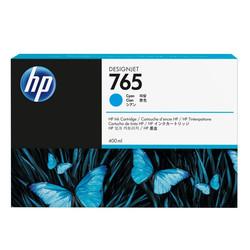 HP - Hp 765-F9J52A Mavi Orjinal Kartuş
