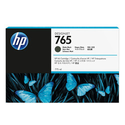 HP - Hp 765-F9J55A Mat Siyah Orjinal Kartuş