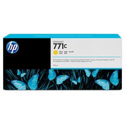 HP - Hp 771c-B6Y10A Sarı Orjinal Kartuş