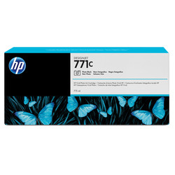 HP - Hp 771c-B6Y13A Foto Siyah Orjinal Kartuş
