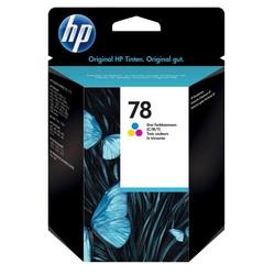 HP - Hp 78-C6578A Renkli Orjinal Kartuş