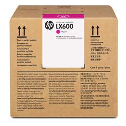 HP - Hp 786-CC587A Kırmızı 3Litre Lateks Mürekkep Kartuşu