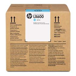 HP - Hp 786-CC589A Açık Mavi 3Litre Lateks Mürekkep Kartuşu