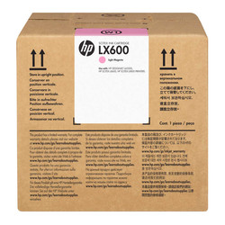 Hp 786-CC590A Açık Kırmızı 3Litre Lateks Mürekkep Kartuşu - Thumbnail