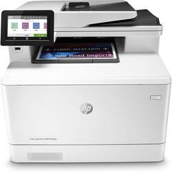 HP - Hp 7KW75A Color LaserJet Pro MFP M283FDW Çok Fonksiyonlu Renkli Lazer Yazıcı