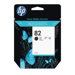 HP - Hp 82-CH565A Siyah Orjinal Kartuş
