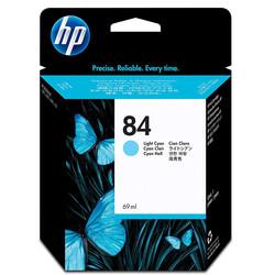 HP - Hp 84-C5017A Açık Mavi Orjinal Kartuş