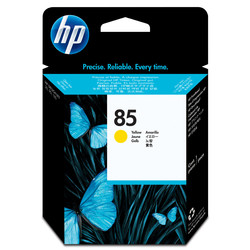 HP - Hp 85-C9422A Orjinal Sarı Baskı Kafası