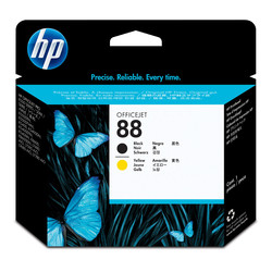 HP - Hp 88-C9381A Orjinal Siyah Ve Sarı Baskı Kafası