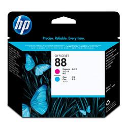 HP - Hp 88-C9382A Orjinal Mavi Ve Kırmızı Baskı Kafası
