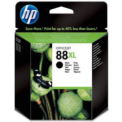 HP - Hp 88XL-C9396A Siyah Orjinal Kartuş Yüksek Kapasiteli