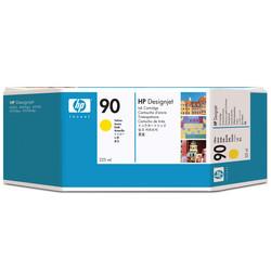 HP - Hp 90-C5064A Sarı Orjinal Kartuş
