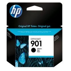 HP - Hp 901-CC653A Siyah Orjinal Kartuş