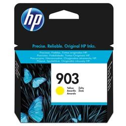 HP - Hp 903-T6L95AE Sarı Orjinal Kartuş
