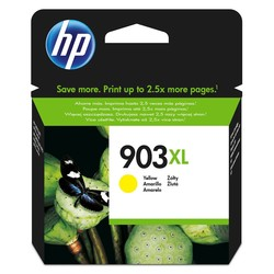 HP - Hp 903XL-T6M11AE Sarı Orjinal Kartuş Yüksek Kapasiteli