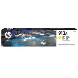 HP - Hp 913A-F6T79AE Sarı Orjinal Kartuş