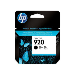 HP - Hp 920-CD971A Siyah Orjinal Kartuş