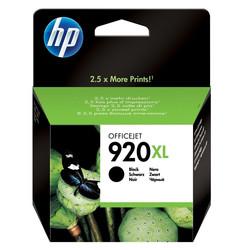 HP - Hp 920XL-CD975A Siyah Orjinal Kartuş
