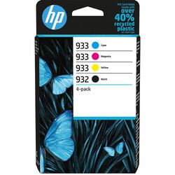 HP - Hp 932-933-6ZC71AE Orjinal Kartuş Avantaj Paketi