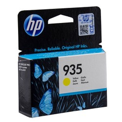 HP - Hp 935-C2P22AE Sarı Orjinal Kartuş