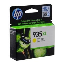 HP - Hp 935XL-C2P26AE Sarı Orjinal Kartuş Yüksek Kapasiteli