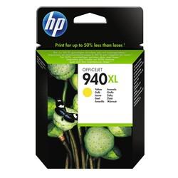 HP - Hp 940XL-C4909A Sarı Orjinal Kartuş