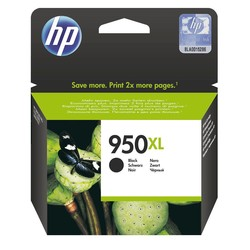 HP - Hp 950XL-CN045AE Siyah Orjinal Kartuş Yüksek Kapasiteli