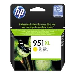 HP - Hp 951XL-CN048AE Sarı Orjinal Kartuş Yüksek Kapasiteli