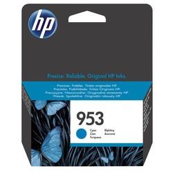 HP - Hp 953-F6U12AE Mavi Orjinal Kartuş