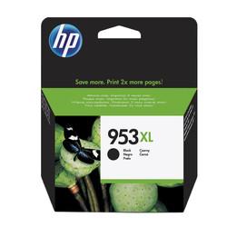 HP - Hp 953XL-L0S70AE Siyah Orjinal Kartuş Yüksek Kapasiteli
