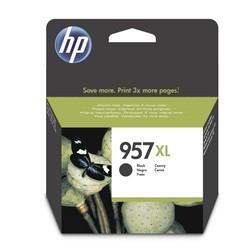 HP - Hp 957XL-L0R40AE Siyah Orjinal Kartuş Extra Yüksek Kapasiteli
