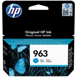 HP - Hp 963-3JA23AE Mavi Orjinal Kartuş