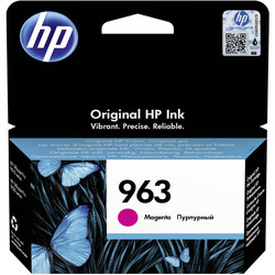 HP - Hp 963-3JA24AE Kırmızı Orjinal Kartuş