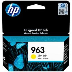 HP - Hp 963-3JA25AE Sarı Orjinal Kartuş