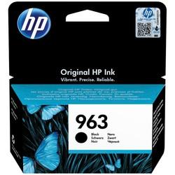 HP - Hp 963-3JA26AE Siyah Orjinal Kartuş