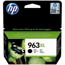 HP - Hp 963XL-3JA30AE Siyah Orjinal Kartuş Yüksek Kapasiteli