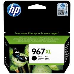 HP - Hp 967XL-3JA31AE Siyah Orjinal Kartuş Extra Yüksek Kapasiteli