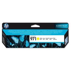 HP - Hp 971-CN624AE Sarı Orjinal Kartuş