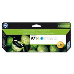 HP - Hp 971XL-CN626AE Mavi Orjinal Kartuş Yüksek Kapasiteli