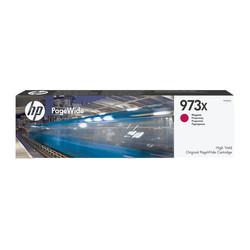 HP - Hp 973X-F6T82AE Kırmızı Orjinal Kartuş Yüksek Kapasiteli