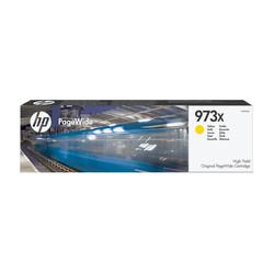 HP - Hp 973X-F6T83AE Sarı Orjinal Kartuş Yüksek Kapasiteli