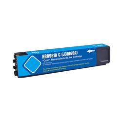 HP - Hp 981A-J3M68A Mavi Muadil Kartuş