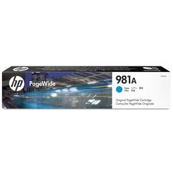 HP - Hp 981A-J3M68A Mavi Orjinal Kartuş