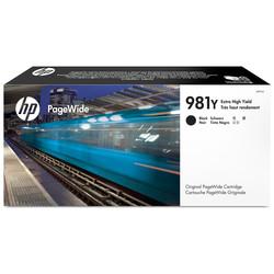 HP - Hp 981Y-L0R16A Siyah Orjinal Kartuş Extra Yüksek Kapasiteli