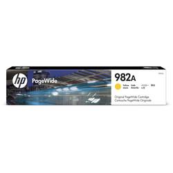 HP - Hp 982A-T0B25A Sarı Orjinal Kartuş