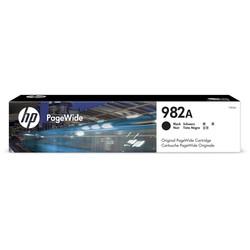 HP - Hp 982A-T0B26A Siyah Orjinal Kartuş